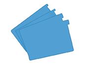 Signalkarten / Karteihüllen / -karten und -taschen