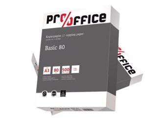 Kopierpapier Basic weiß DIN A3 80 g 1x500 Stück