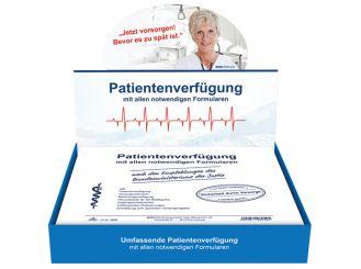 Patientenverfügung mit allen Formularen 1x1 Set