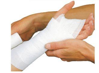 Lenkideal® 5 m x12 cm weiß ohne Verbandklammern 1x10 Stück