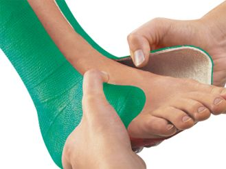 Cellacast® Xtra Binde 7,5 cm x 3,6 m grün 1x10 Stück