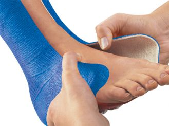 Cellacast® Xtra Binde 5 cm x 3,6 m blau 1x10 Stück