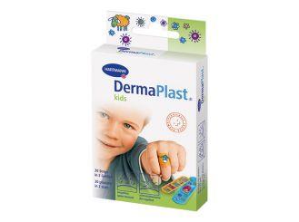DermaPlast® kids, Pflasterstrips mit Motiven bedruckt 1x20 Stück