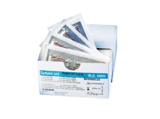 Praxis-Naht-Set Premilene® /Novosyn® Quick 4x6 Stück