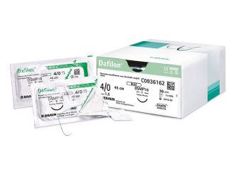 Dafilon® DS16 USP4/0, metric 1,5 45 cm blau 1x36 Stück