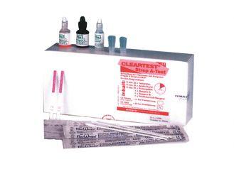 Cleartest® Strep-A Streifentest, 1x25 Stück