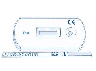 INTERMED hCG-Test, Testkassetten 1x20 Teste