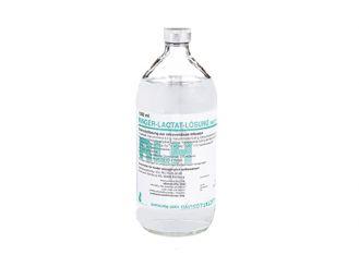 B.Braun Ringer-Lactatlösung nach Hartmann B.Braun Ecoflac Plus 1x500 ml