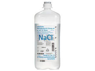B.Braun Isotonische Kochsalzlösung 0,9% Ecoflac® Plus 1x1000 ml