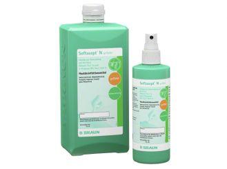 Softasept® N gefärbt Hautdesinfektion 1x250 ml
