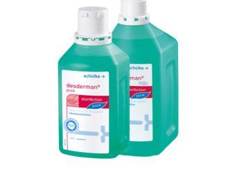 Desderman® Pure Händedesinfektion 1x1 Liter