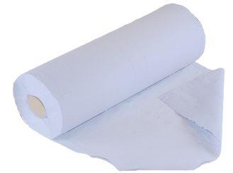 SCOTT® EXTRA Ärzterollen, 2-lagig, blau (59 cm) 1x6 Rollen