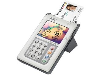 ORGA 930 M online, mobiles eHealth Kartenterminal, 1x1 Stück
