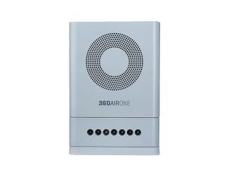 Luftreiniger 360AIRONE® system i10, Farbe Platin 1x1 Stück