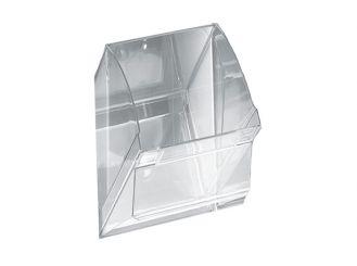 Ersatz-Schütte für Kanülenspender mit 5 Fächern 1x1 Stück