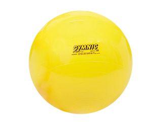 Physio-Therapieball, klein, Ø 45 cm, gelb 1x1 Stück