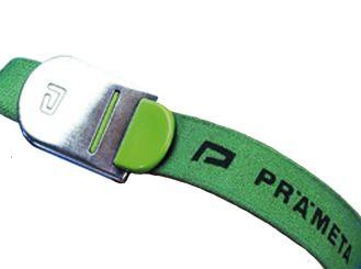 Ersatzband für Prämeta-Stauer 902, für 1-Tasten-Modell, grün, 1x1 Stück