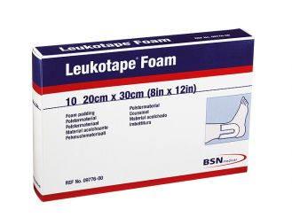 Leukotape® Foam 20 x 30 cm 1x10 Stück
