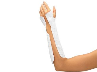 Delta-Cast® Conformable weiß 3,6 m x 7,5 cm 1x10 Stück