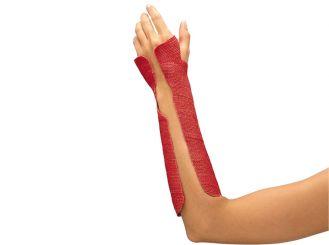 Delta-Cast® Conformable rot 3,6 m x 7,5 cm 1x10 Stück