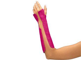 Delta-Cast® Conformable pink 3,6 m x 7,5 cm 1x10 Stück