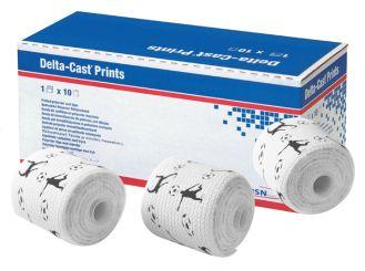 Delta-Cast® Prints 3,6 m x 5,0 cm 1x10 Stück