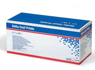 Delta-Cast® Prints Teddybären 3,6 m x 5 cm 1x10 Stück