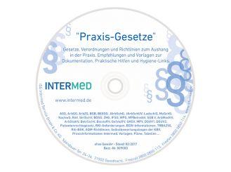 """INTERMED CD """"Praxis-Gesetze"""" 1x1 Stück"""